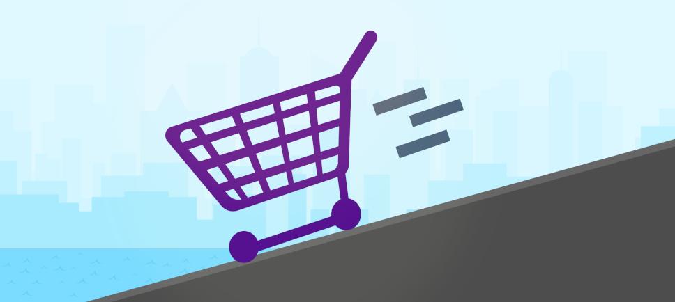 Abandono de carrinho nas vendas online dos seus passeios: como evitar?