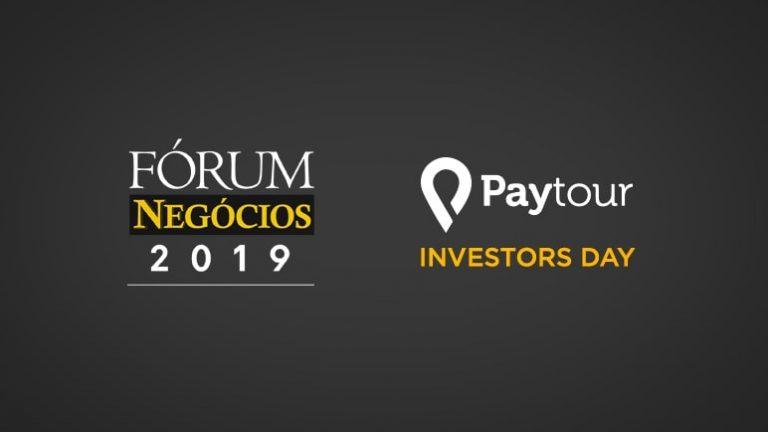 Paytour participa de Investor's Day em Fórum de Negócios de Natal