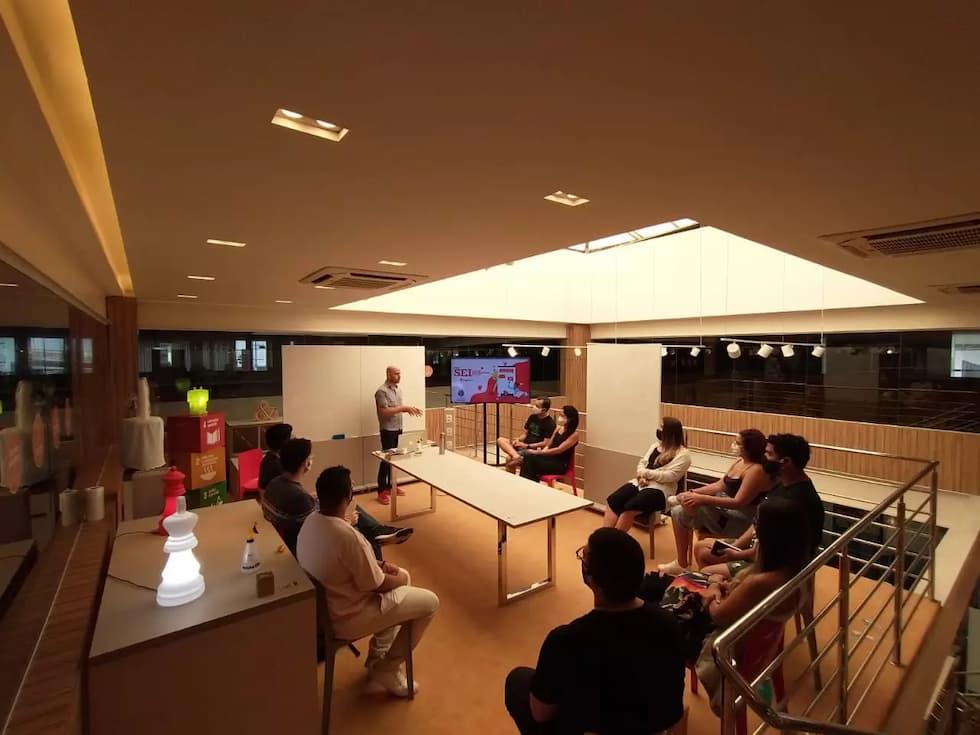 Reunião da Paytour